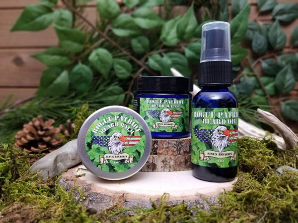 Sinus Assassin Beard Combo Pack